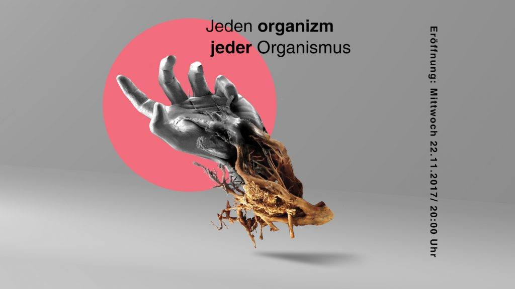 Jeder Ogranismus, Young Polish Art in Germany